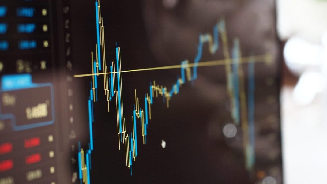 Wie entsteht der Preis für Bitcoins? Grafisch dargestellter Kursverlauf