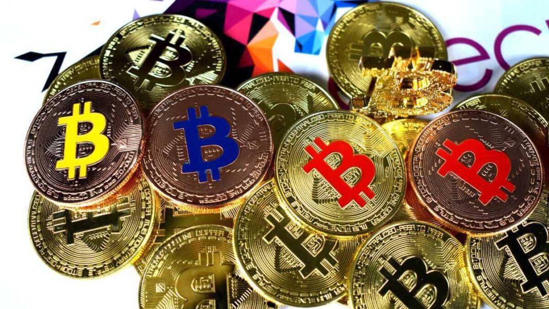 Bitcoins offline kaufen: Münzen mit Bitcoin-Prägung